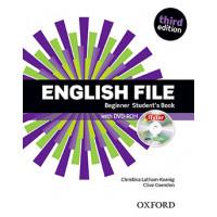 English File Beginner Student's Book+Workbook