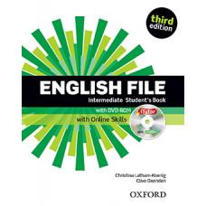 English File Intermediate Student's Book+Workbook