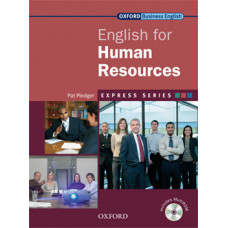 ENGLISH FOR THE HUMAN RESOURCES STUDENT BOOK & MULTI-ROM PACK