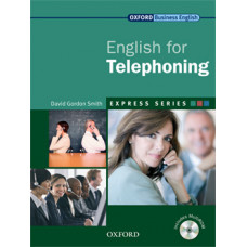 ENGLISH FOR TELEPHONING STUDENT BOOK & MULTI-ROM PACK