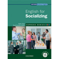 ENGLISH FOR SOCIALIZING STUDENT BOOK & MULTI-ROM PACK