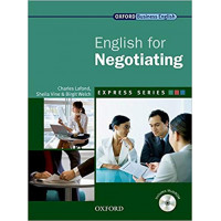 ENGLISH FOR NEGOTIATING STUDENT BOOK PACK