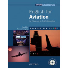 ENGLISH FOR AVIATION STUDENT BOOK & MULTI-ROM PACK