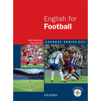 ENGLISH FOR FOOTBALL STUDENT BOOK PACK