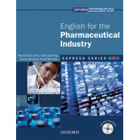 ENGLISH FOR PHARMACEUTICAL INDUSTRY STUDENT BOOK & MULTI-ROM PACK