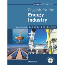 ENGLISH FOR ENERGY INDUSTRY STUDENT BOOK & MULTI-ROM PACK