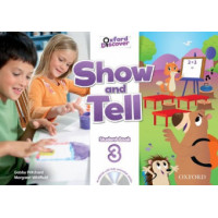 SHOW AND TELL 3 Student's Book+Activity Book