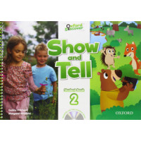 SHOW AND TELL 2 Student's Book+Activity Book