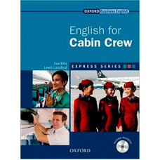 ENGLISH FOR CABIN CREW STUDENT BOOK PACK