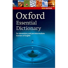 Oxford Essential Dictionary Second Edition