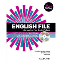 English File Intermediate Plus Student's Book+Workbook