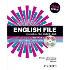 English File Intermediate Plus Student's Book+Workbook