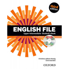 English File Upper-Intermediate Student's Book+Workbook