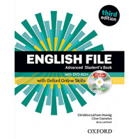English File Advanced Student's Book+Workbook