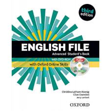 English File Advanced Student's Book+Workbook