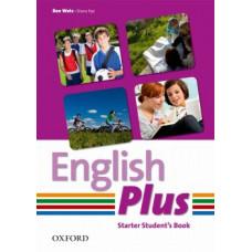English Plus Starter Student's Book+Workbook