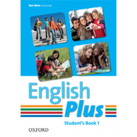 English Plus 1 Student's Book+Workbook