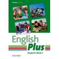 English Plus 3 Student's Book+Workbook