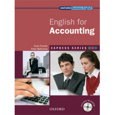 ENGLISH FOR ACCOUNTING STUDENT BOOK & MULTI-ROM PACK