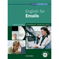 ENGLISH FOR EMAILS STUDENT BOOK & MULTI-ROM PACK