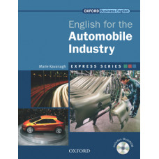ENGLISH FOR THE AUTOMOBILE INDUSTRY STUDENT BOOK & MULTI-ROM PACK