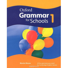 Oxford Grammar for Schools Level 1 Student's Book with DVD-ROM