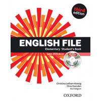 English File Elementary Student's Book+Workbook