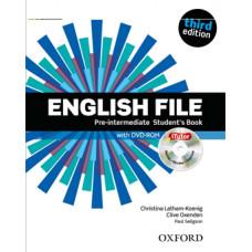 English File Pre-Intermediate Student's Book+Workbook